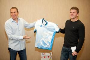 Carl Daikeler and Josh Spencer