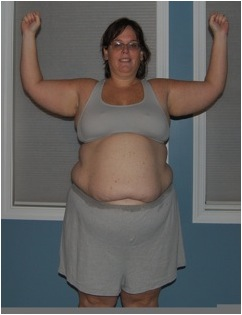 I was fat  I made excuses  P90x Results Women Obese